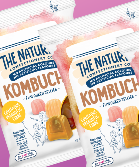 They've Just Released Kombucha Lollies And I Mean, How 2021
