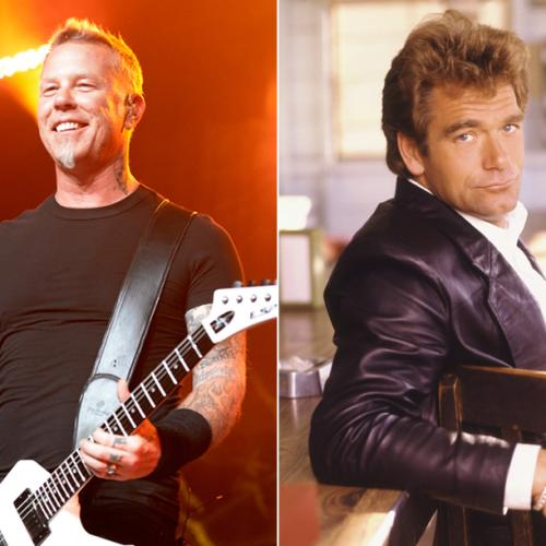 Listen To This Amazing Metallica & Huey Lewis Mashup: 'Hip To Be The Sandman'