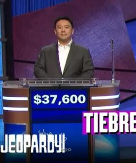 Here's What Happens When 'Jeopardy!' Ends In A 'Super-DUPER-Rare' Tie