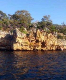 Shark Attacks Man At Popular Perth Cliff-Jump Spot In Bicton