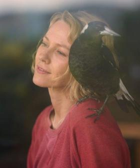 First Day On Set, Naomi Watts' Magpie Co-Star Poops In Her Mouth