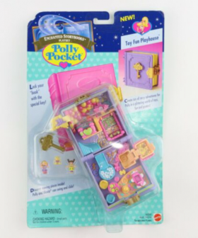 Your Old Polly Pockets Could Be Filling Up Your Bank Account In 2021