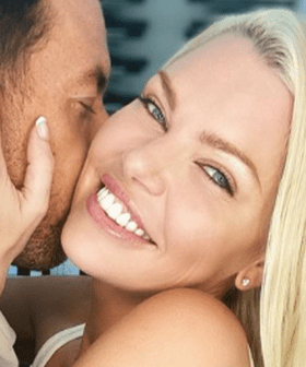 'So Happy': Sophie Monk Reveals She's Engaged To Joshua Gross