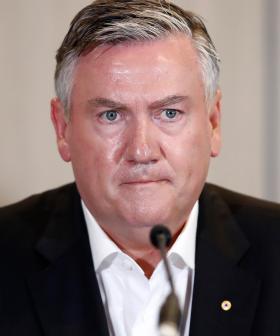 Eddie McGuire's Tassie Plan To Get Around Perth's Grand Final Ban