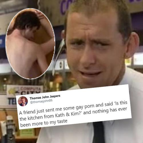 'I Know That Timber Anywhere': Pete Rowsthorn Weighs In On THAT Kath & Kim Porno Set