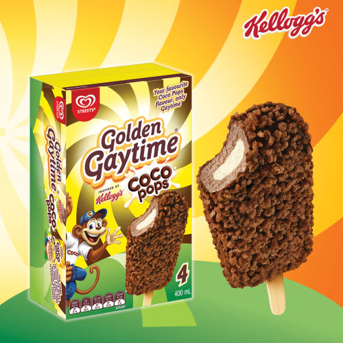 Golden Gaytime & Coco Pops Are 'Freaky Friday-ing' Their Products!