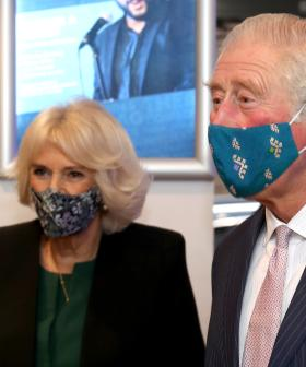 Prince Charles And Camilla Get Their COVID-19 Jabs