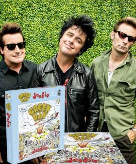 Iconic Green Day Album Covers Turned Into Jigsaw Puzzles