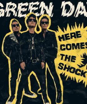'Loud Season Is Back!': Green Day Tease New Song