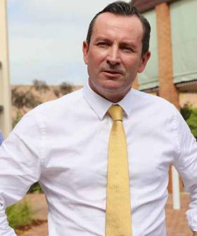 'Star Struck' Comic Noticed A Quirk Of Mark McGowan's... & Put It In His Fringe Show
