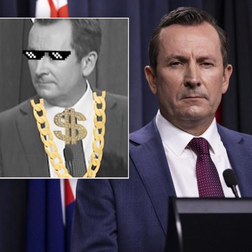 What Mark McGowan REALLY Thought Of Last Night's Questions