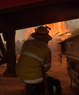 CONFIRMATION: Where Monster Perth Bushfire Started, Rumours Continue To Swirl