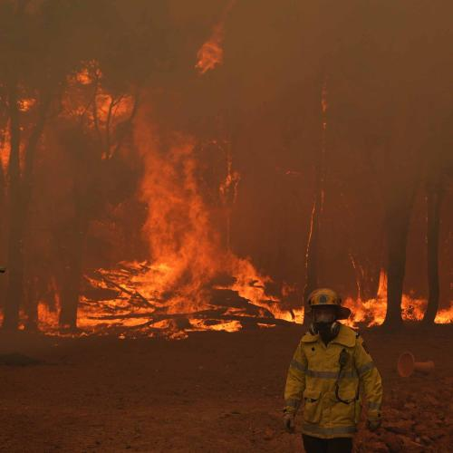 56 Homes Now Destroyed In Monster Wooroloo Bushfire, More Threatened