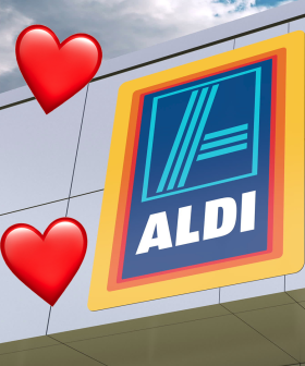 Run Out of Valentine's Day Ideas? Grab A $23 Hamper From Aldi!
