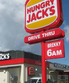 Hungry Jacks Have Just Made A Major Change To Their Drinks & It's Pretty Awesome