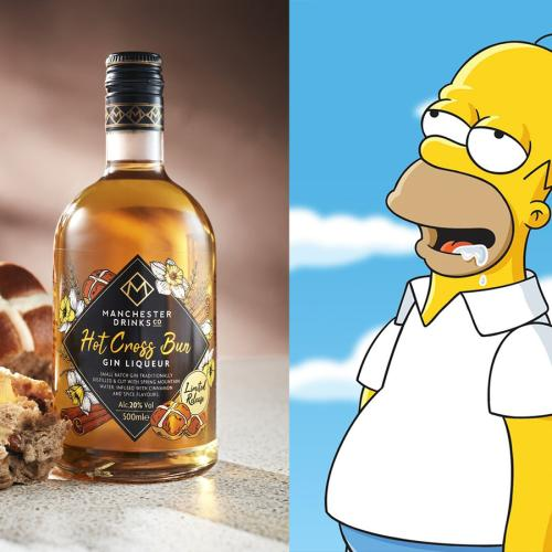 Aldi Has Hot Cross Bun Gin And They're Practically Giving It Away