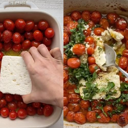 This Baked Feta Pasta Sauce Has Gone Viral & I'm Making It Tonight!