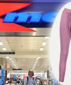 Internet Reacts To $9 Kmart Track Pants For All The Wrong Reasons