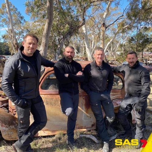 Some Big Aussie Names Being Thrown Around In Possible New SAS Australia Cast