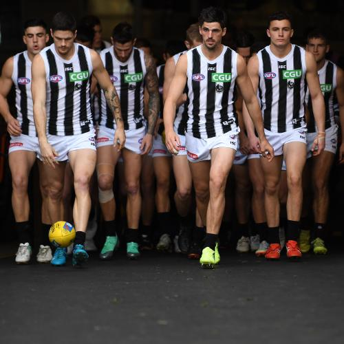 AFL Moves Brisbane Lions Clash With Collingwood Following Lockdown