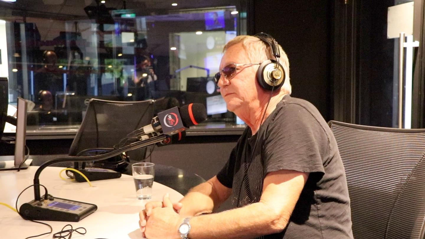 Iva Davies told Russell a story about meeting John Oates...