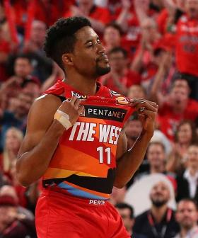 'You Have To, It's The Law': Perth Wildcats' Bryce Cotton Drops AFL Bombshell