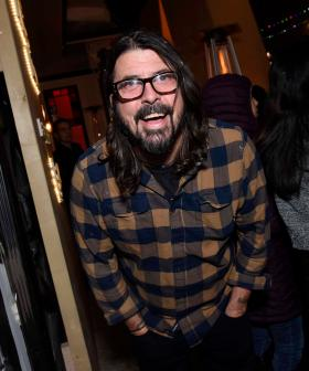 Dave Grohl Recalls Meeting AC/DC For The First Time