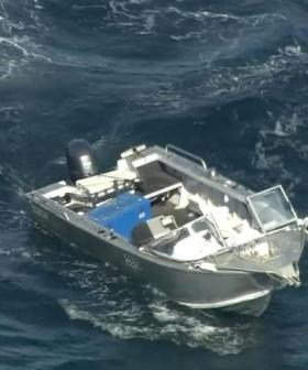 Body Found, Believed To Be Missing Boatie From Out-Of-Control Dinghy
