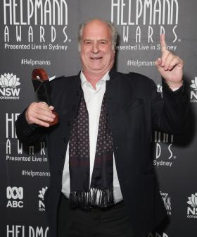 Fred Fights Back Tears After Learning Of 'Great Mate' Gudinski's Death On-Air