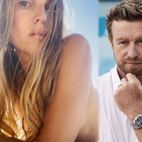 Simon Baker Spotted With New Girlfriend Just Two Months After Splitting With Wife