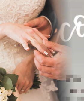 Aussie Couple SLAMMED Over Their Wedding Wishing Well Cards