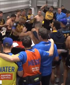 Western Force Celebrate Beating 'Tahs By Belting Out Adele Song... Wait, What