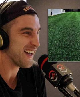 Clairsy Just Learned How Obsessed Elliot Yeo Is About His Lawn