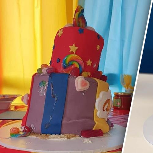 Aussie Mum Distraught After Son's $200 Wiggles Cake Looked & Tasted 'Awful'