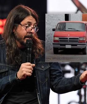 Dave Grohl Once Found Mushrooms Growing In Foo Fighters' Touring Van