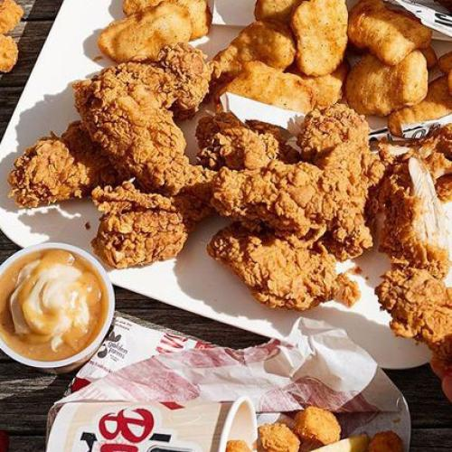 We Don't Mean To Alarm You But KFC's Doing Free Delivery ALL EASTER WEEKEND!