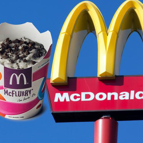 This 'Game Changer' McDonalds McFlurry Hack Only Takes Two Minutes