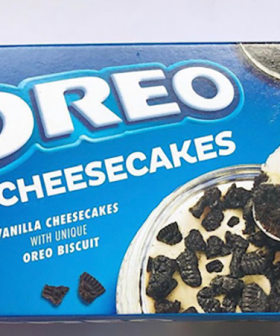 Oreo Have Released Mini Cheesecakes That You Can Eat Straight From The Jar