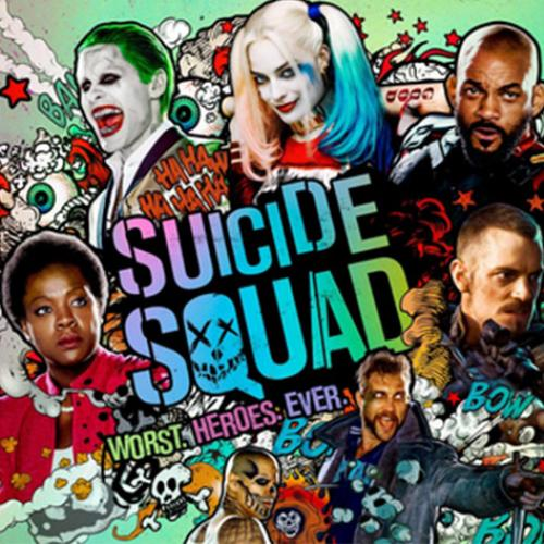 A New 'Suicide Squad' Trailer Has Dropped! Here's Hoping It's Better Than The First One!