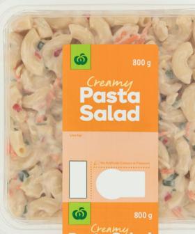 Viral TikTok Video Debates What Is Behind The Woolies Pasta Salad's 'Aftertaste'