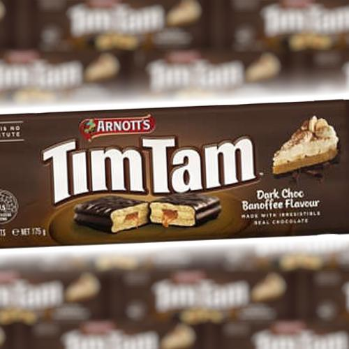 There's A New Banoffee Tim Tam Flavour & Is This A Step Too Far?