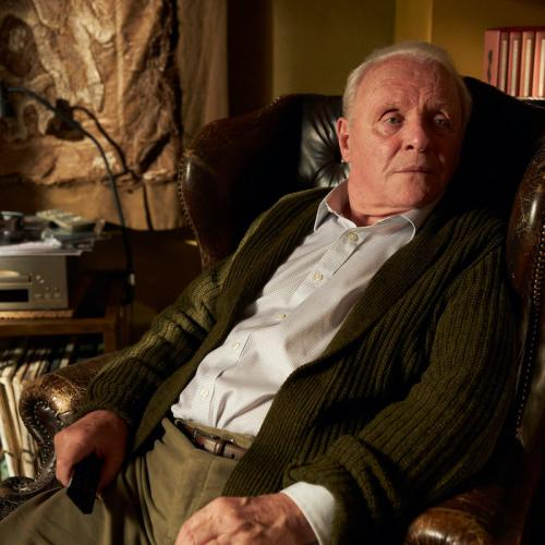Our Movie Guy Gave The New Anthony Hopkins Flick 'The Father' His Highest Score Ever