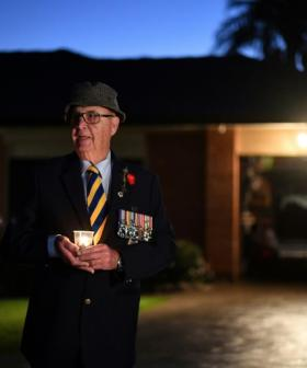 Join Us In Your Driveway For A Special ANZAC Broadcast