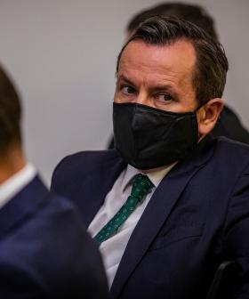 Second Local Case Sends Perth Into Four-Day Lockdown