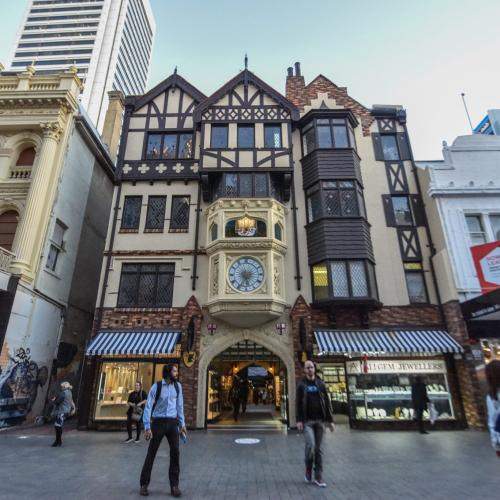 Hear Ye, Live Your Best Elizabethan Life In Perth's Very Own Mock-Tudor Arcade