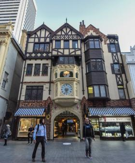 Hear Ye, Live Your Best Elizabethan Life In Perth's Very Own Mock-Tudor Arcade