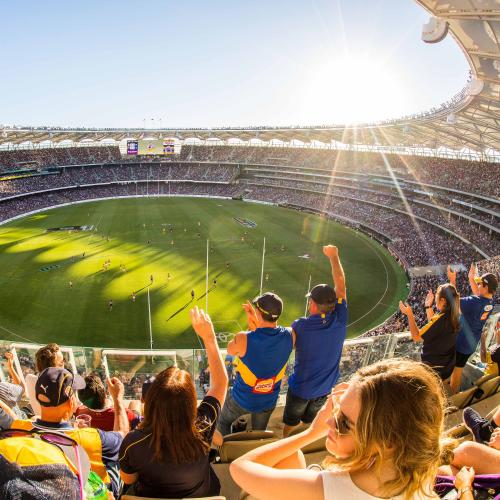 100% Capacity, Baby! McGowan Gives Green Light To String Of Venues, Including Stadium