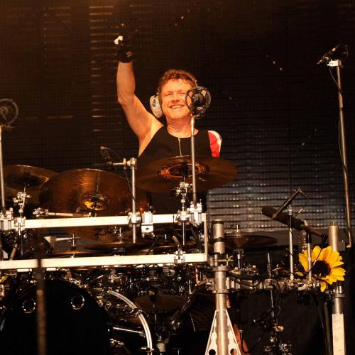 Def Leppard Auction Gives Personal Look at Rick Allen's Arm Loss... and Recovery