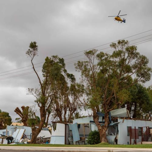 Cyclone Seroja Recovery To Cost Up To $200 Million: DFES