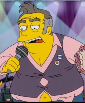 Singer Morrissey Drags 'The Simpsons' For Portraying Him As An Overweight Racist